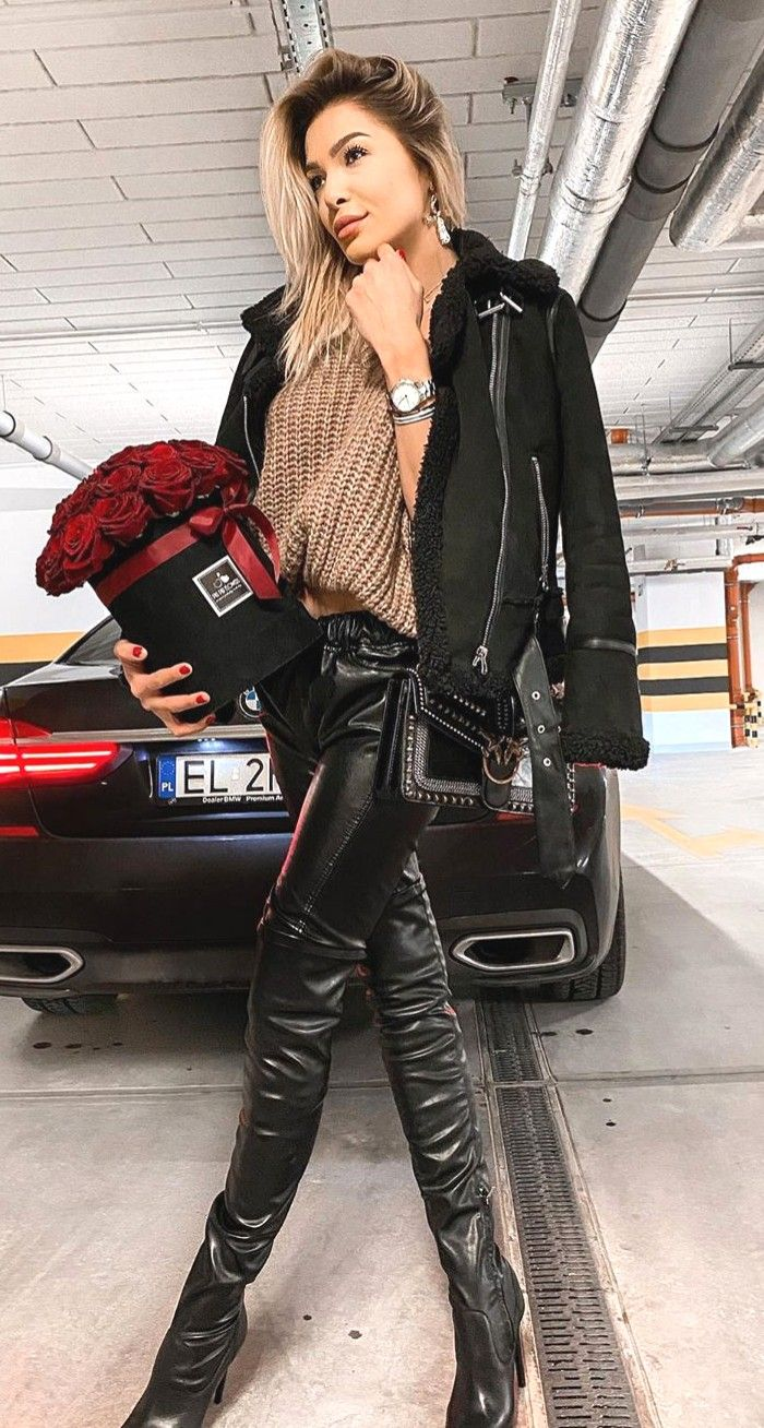 Pin di Emanuele Perotti su Leather Boots | Outfit, Stivali