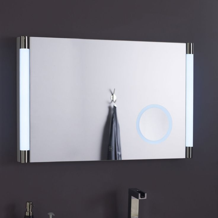 Bathroom Mirror Led 43 best bathroom mirrors images on pinterest | bathroom mirrors