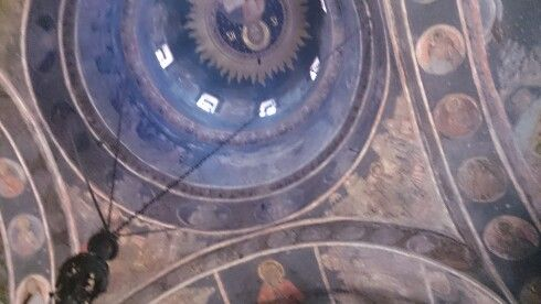 Kerk Boekarest