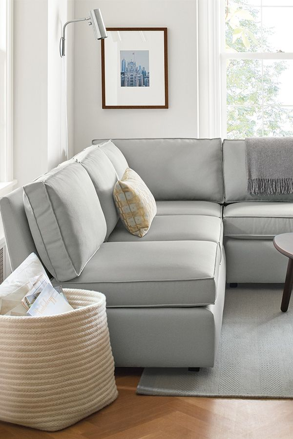 Delightful Damonu0027s Magic Is In Its Modularity. Use The Armless Sofas And Chairs  Individually, Or Amazing Design