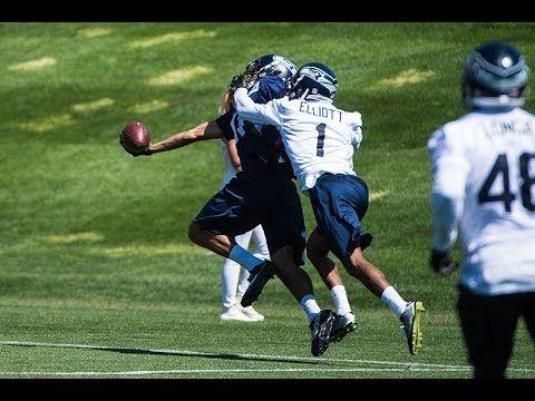 Seahawks Rookie Minicamp Highlight: Kenny Lawler