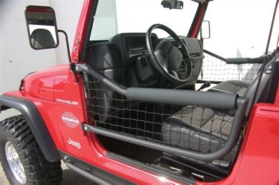 Special Offers Available Click Image Above: 1997-2006 Jeep Wrangler (tj) Half Door Olympic 4x4 Products Jeep Half Door 131-124 97 98 99 00 01 02 03 04 05 06