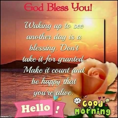 Good Bless You! Good Morning morning good morning morning quotes good morning quotes good morning greetings