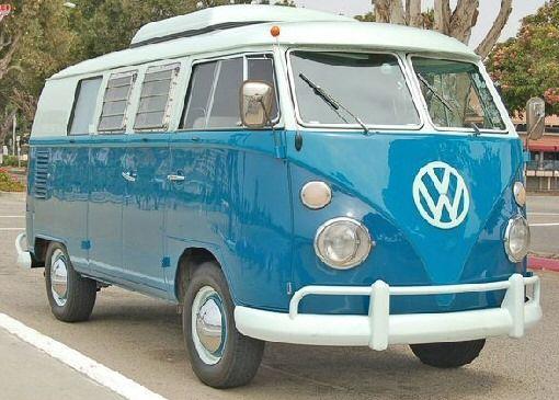 Volkswagen Westfalia Camper.  yes please.