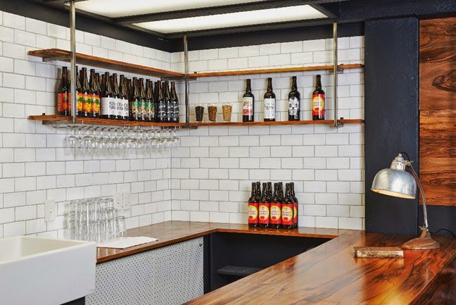 Name: Garage Project Location:Wellington, New Zealand   Design: Matt Smith, Common Goods   We love a good brewery and Garage Project, located in New Zealand, has  recently grabbed our attention for its bold use of color, urban exterior,  and simple tasting bar.   Using a limited material palate, polished subway tiles contrast the warm  wood bar and allow the beer on tap to shine.     With industrial and midcentury nods, the overall space compliments the  polish and industrial nature of the…