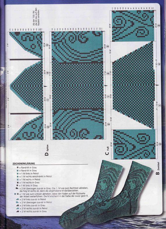 Носки IMG_0053 Uus-Meremaa