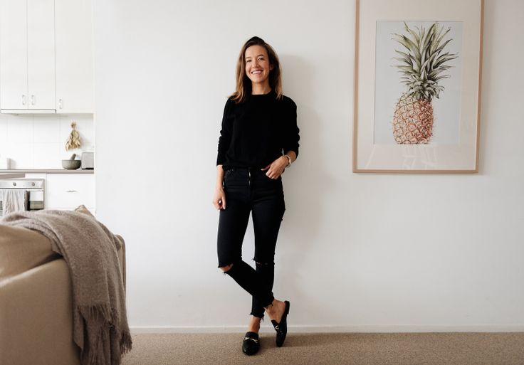 The author and former fashion-store owner shows us how to dress like you don't work from home when you do, and why it's so important.