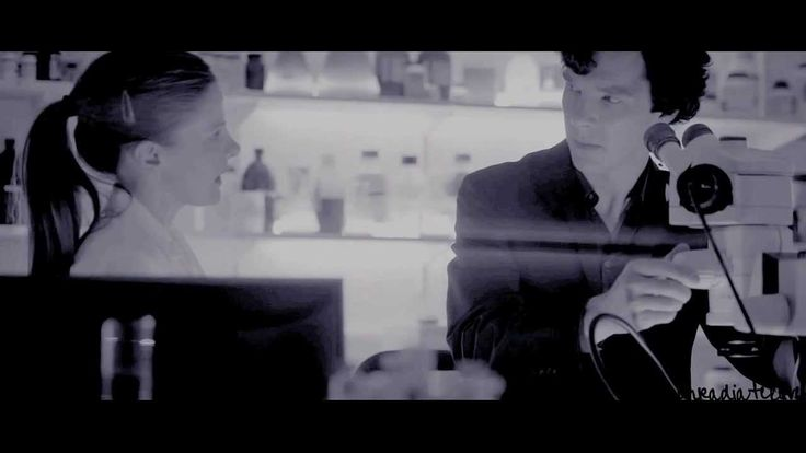 Sherlock+Molly | Trouble <<<  Great vid! I like when the picture freezes .. Really effective .. Aaaah! my #Sherlolly feels <3 ..