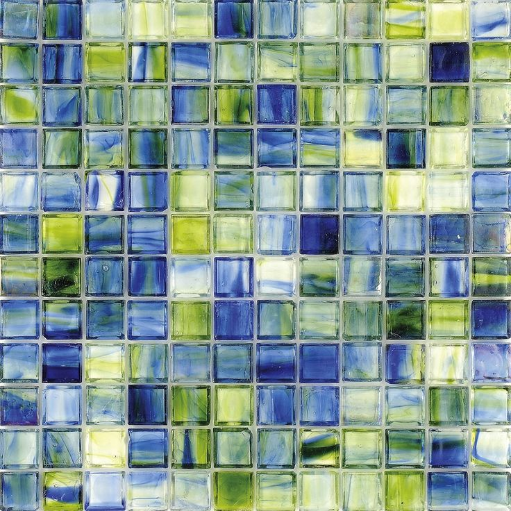 mineral tiles stained glass tile sea caribbean clear http