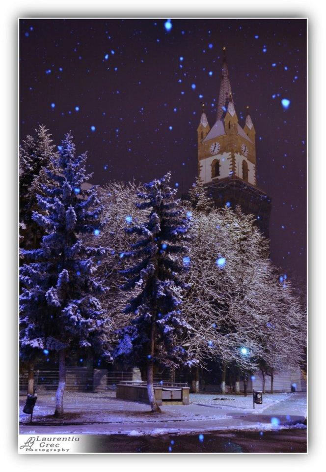 Bistrita ...-  Winter  2011