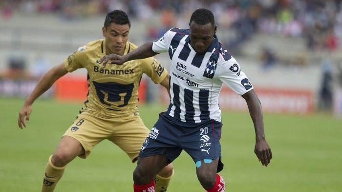 Pumas vs Monterrey en vivo -