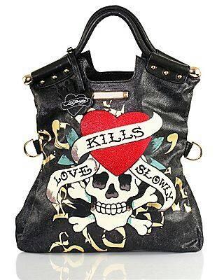Ed Hardy purse