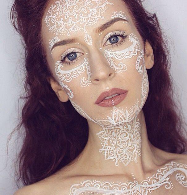 Amazing! | Make-up and Beauty | Halloween makeup artist ...