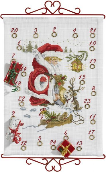 Julkalender - Eva Rosenstand SE