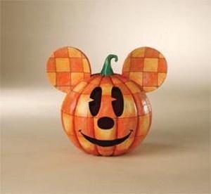 Jim Shore Disney   Mickey Mouse Head   Happy Halloween 4011044