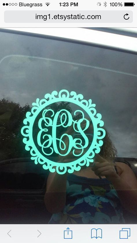 Unique Monogram Car Decals Ideas On Pinterest Car Decals - College custom vinyl decals for car windowsbest back window decals ideas on pinterest window art