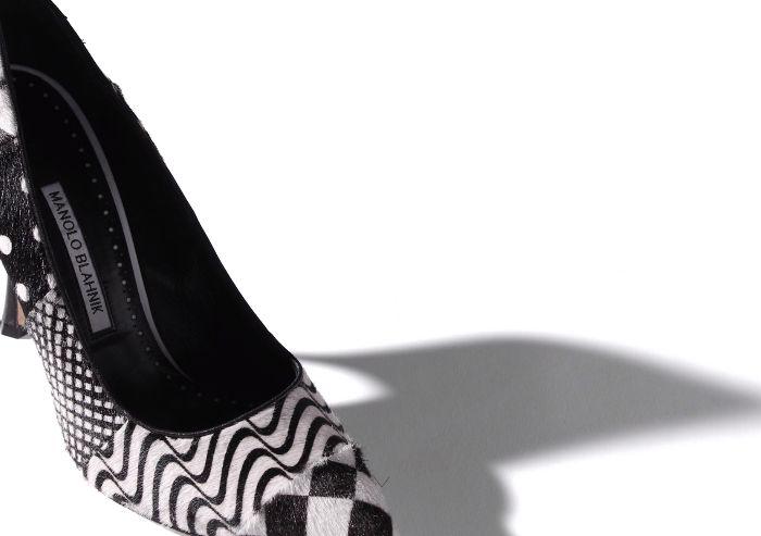 La exposición Manolo Blahnik: el arte del zapato llega a Madrid