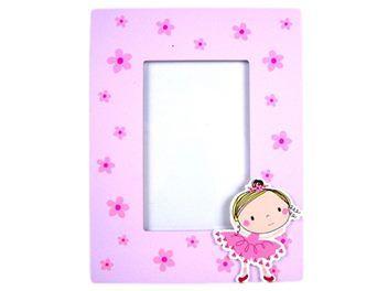 "Child's Ballet Photo Frame 6 x 4"""