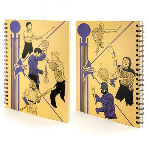 Internet das Coisas!!!: Star Trek School Folder Hardcover Notebook