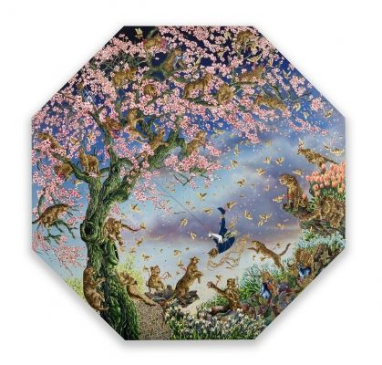 Recolector Blossom I - Raqib Shaw - 2009-11 - 38162