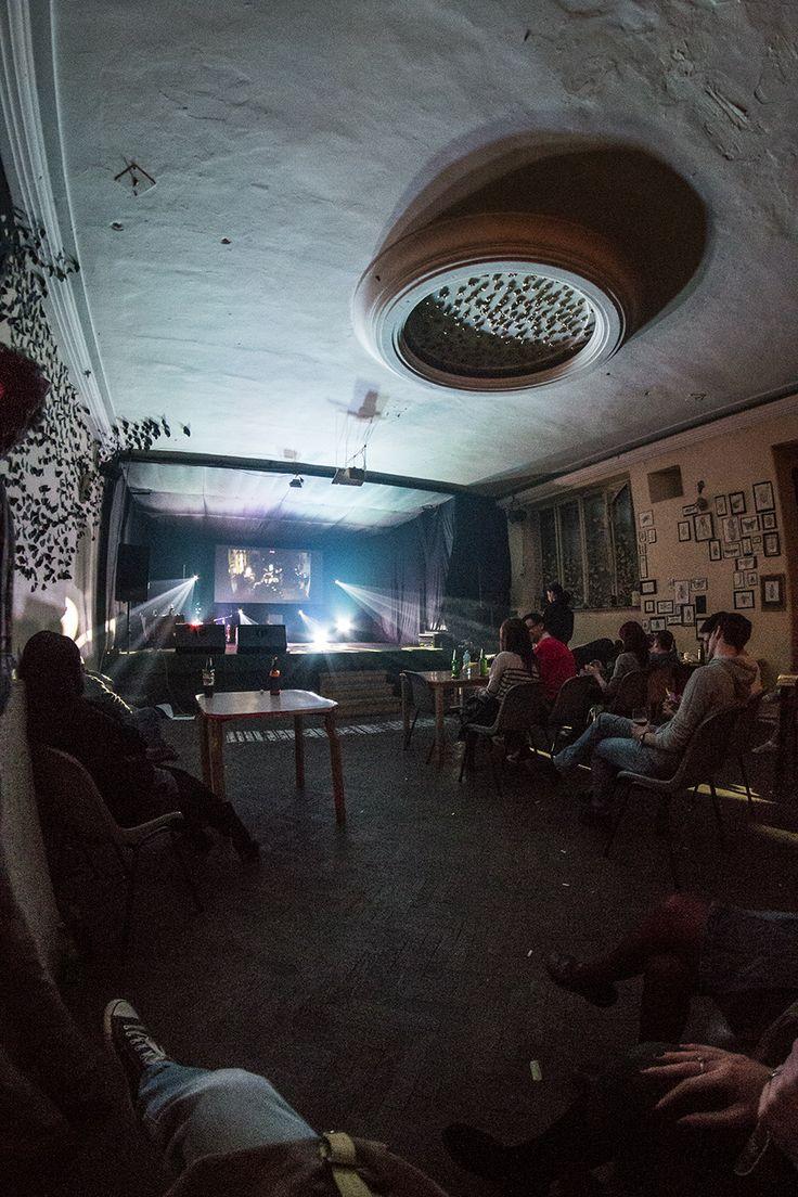 Mujko Orchestra, world premiere @ Moszkva Cafe #Oradea