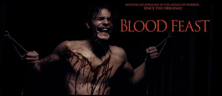 "Marcel Walz's ""Blood Feast"" is a Reboot to the 1963 classic Horror film. Production is under way, Promotional Images were released today, 2nd May 2016 #BloodFeast #Horror #Reboot #Remake"
