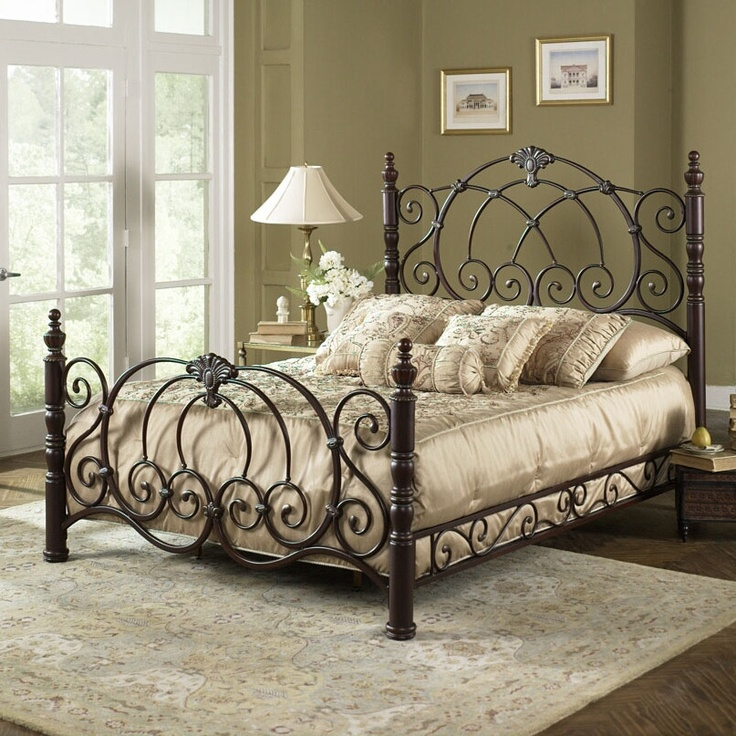 Best 17 Best Images About Wrought Iron Canopy Beds On Pinterest 640 x 480