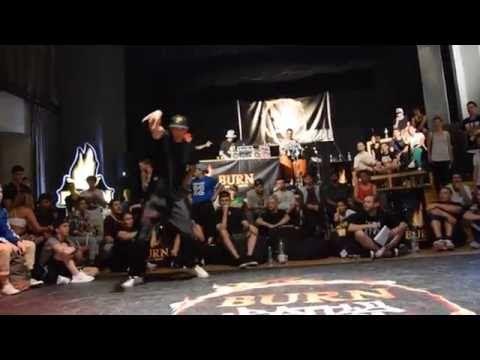 Rest in Beats vol. II feat. burn battle school/Showcase Judge/Bboying 1