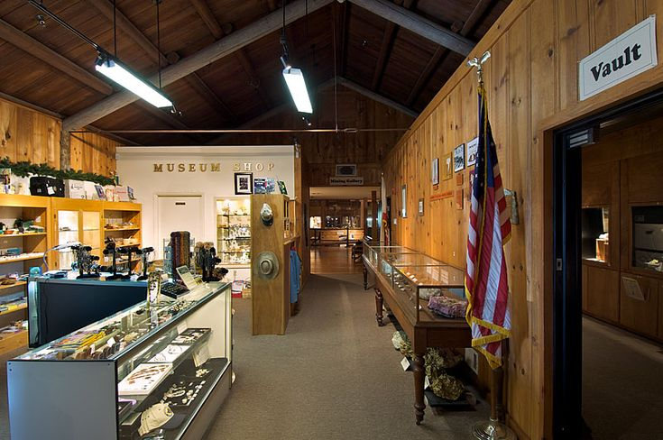 California State Mining and Mineral Museum