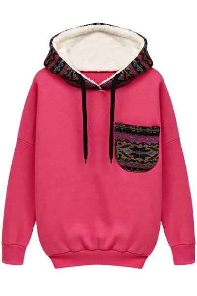 Casual Hoodie Sweatshirt