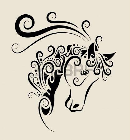 J'aime le cheval et comment il est illustrer sa me donne le gout de faire un cheval semblable dans un de mets cadres.
