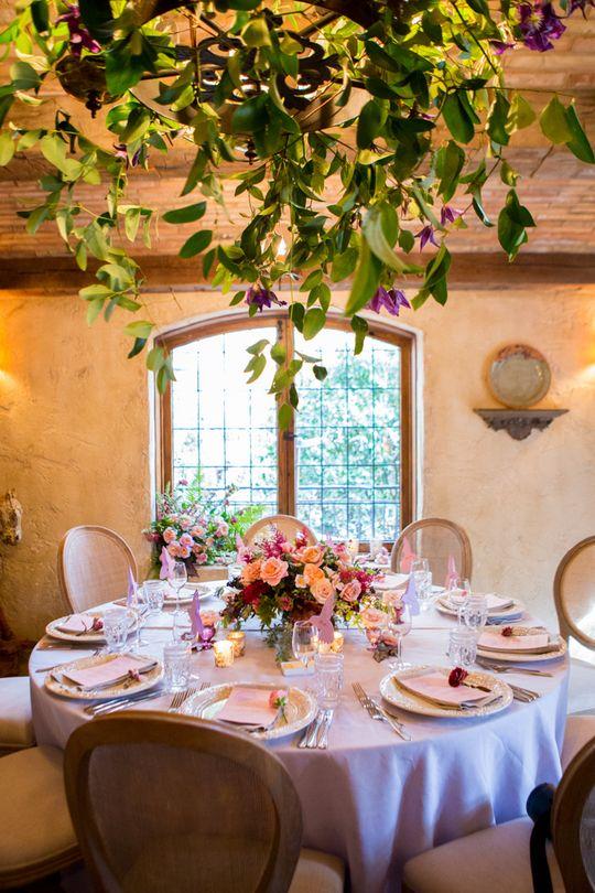Romantic Wedding at San Ysidro Ranch - Santa Barbara, CA   Borrowed & Blue