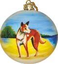 The Dingo is a type of wild dog and has a call representing a howl or yelp rather than a bark.  Dingoes can be found in all states of Australia except Tasmania.  This image depicts a dingo living on Fraser Island.  Code:  XMAS-DS/Dingo Price: $25.00 each or any 3 for $70.00 plus p/h