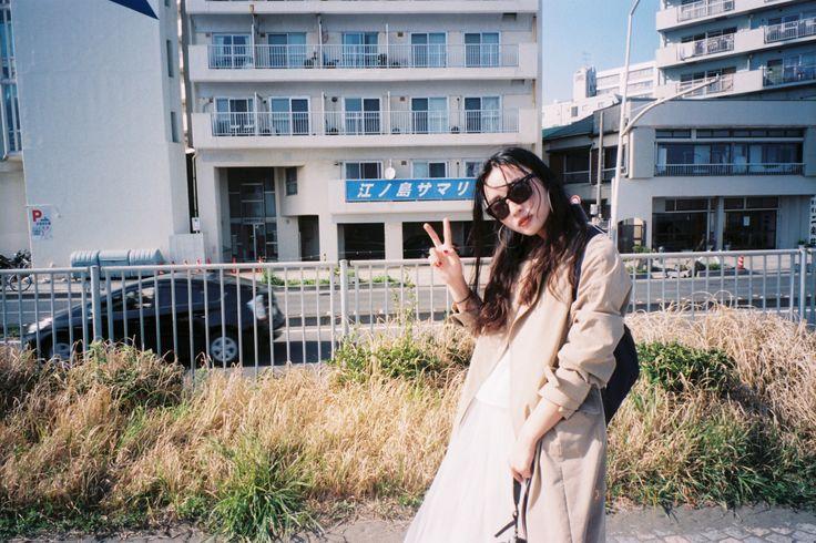 baby blue — ralphlai: 東京, さようなら - Meiyan 2016-04 ...