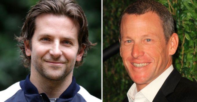 Bradley Cooper podría interpretar a Lance Armstrong en el cine