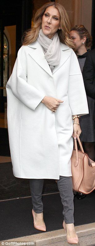 Celine Dion. @Sarah Lamb @Dianna Isabella Celine has a case IMO bc she's so thin and then has big hair. Do you think you can now spot beast head?