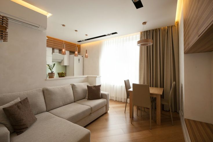Небольшая квартира  для молодого человека . Изображение № 6.