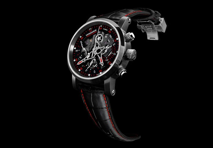 Tempo Theorie HR Limited Edition 22 pieces. www.vangarde.fr
