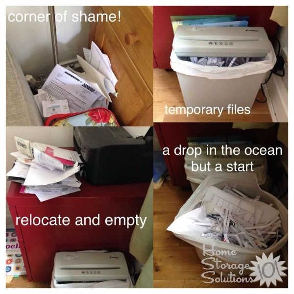 224 best home office organization storage images on for Best home office shredder uk