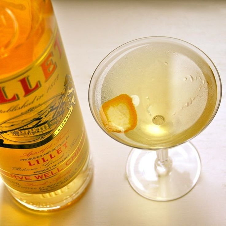 Recipe Review: Lillet Liberté Cocktail for Bastille Day — Straight Up Cocktails and Spirits