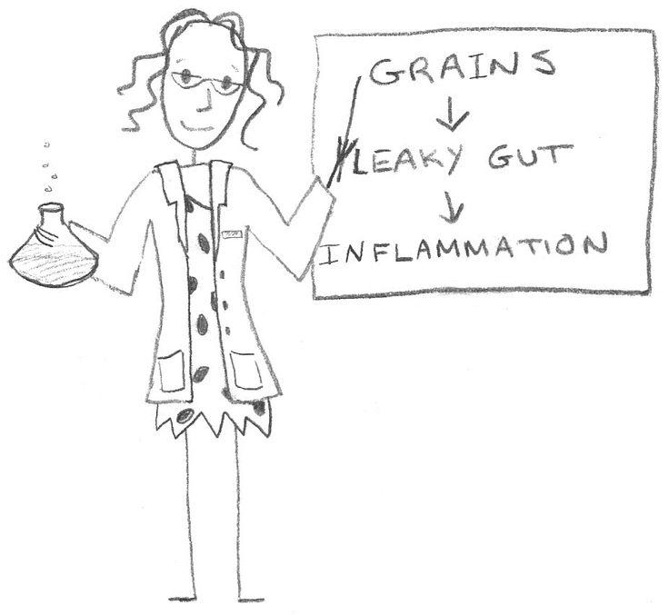Why Grains Are Bad–Part 1 (November 28, 2011) | Sarah Ballantyne, Ph.D., The Paleo Mom