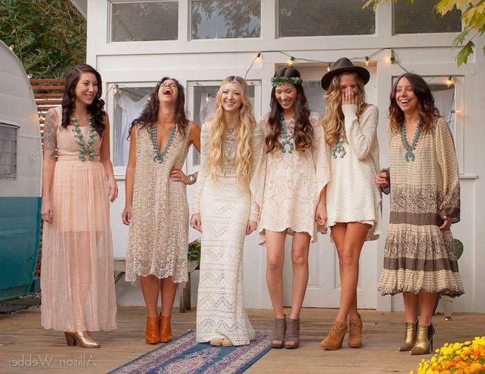 ▷ 1001 + idées comment adopter la robe champê