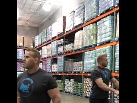 BPI Sports: Shopping Like a Bodybuilder with Jay Cutler