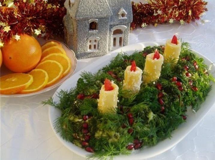 Новый год уже совсем близко и чем быстрее будет составлено праздничное меню, тем меньше хлопот доставит приготовление новогодних блюд. Предлагаю вашему вниманию богатый выбор оригинальных рецептов, которые помогут вам приготовить наивкуснейшие блюда! Посмотрите!