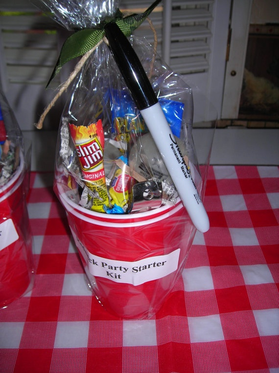 Redneck Party Starter Kits By Gallore On Etsy 7 00