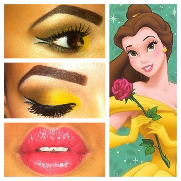 Princess Belle Makeup: 160 Best Images About Beauty And The Beast Costume Ideas