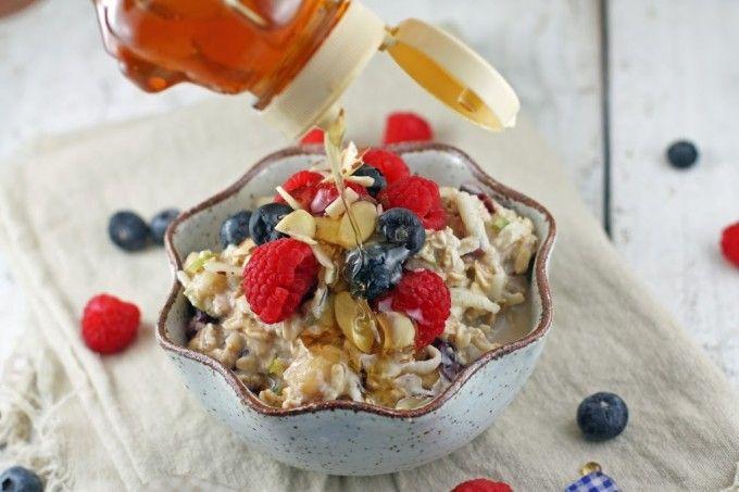 Healthy Swiss Muesli | Malibu Kitchen
