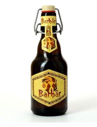 Barbãr Blond met Honing // 7.5/10 // Brasserie Lefebvre