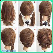 Mudah Hairstyle Tutorial