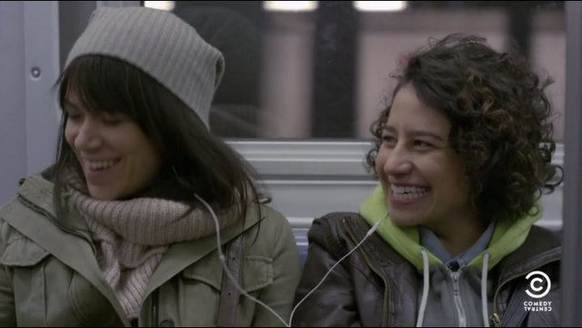Film Locations: Comedy Central's New NYC Hit 'Broad City'... Film Locations: Broad City is a new show on Comedy Central about the lives of 20-somethings Abbi Jacobson and Ilana Glazer, living on their own in Brooklyn.